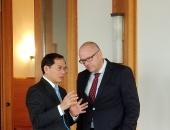 Đức sẽ tiếp tục hỗ trợ Việt Nam đào tạo nguồn nhân lực