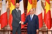 Quan hệ Việt Nam - Pháp đang phát triển tích cực trên mọi lĩnh vực