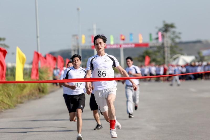 Ngày hội thể thao và hiến máu nhân đạo tại Bridgestone Việt Nam