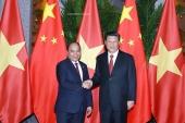 Trung Quốc là một trong những đối tác thương mại hàng đầu của Việt Nam