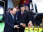 Thủ tướng mong muốn cùng Trung Quốc và các nước thúc đẩy hợp tác kinh tế