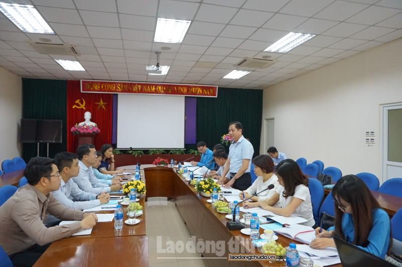 Chất lượng Hội nghị người lao động ngày càng được cải thiện