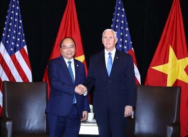 Nỗ lực thúc đẩy quan hệ Việt Nam-Hoa Kỳ phát triển lên tầm cao mới