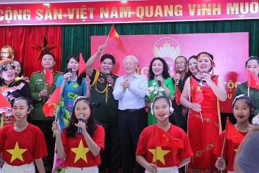 Đoàn kết để xây dựng Hà Nội trở thành Thủ đô văn minh, thanh lịch, hiện đại