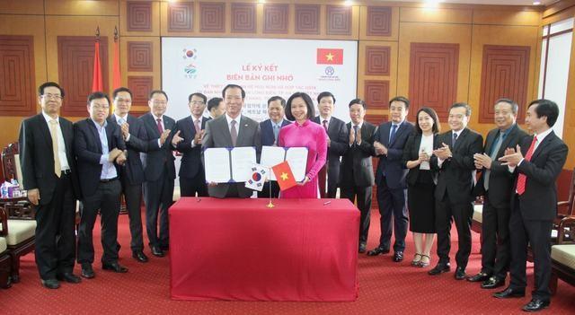 Quận Long Biên mở rộng hợp tác với Thành phố Geochang, Hàn Quốc