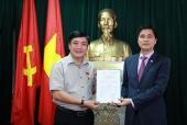 Ông Ngọ Duy Hiểu được bổ nhiệm làm Chủ tịch Công đoàn Viên chức Việt Nam