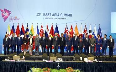 Hội nghị Cấp cao ASEAN lần thứ 33: Thông qua 5 Tuyên bố cấp cao Đông Á