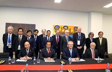 Việt Nam tiếp tục đổi mới toàn diện, chủ động, tích cực hội nhập quốc tế