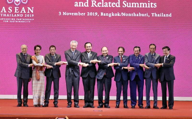 Khai mạc Hội nghị Cấp cao ASEAN lần thứ 35 và các hội nghị liên quan