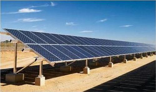 Cấp tín dụng hợp vốn 780 tỷ đồng cho EVN xây dựng Nhà máy điện mặt trời Phước Thái 1