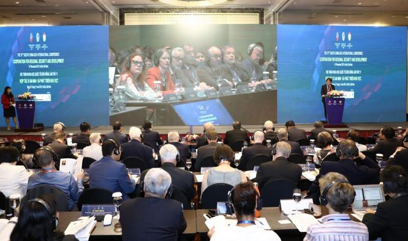 Khai mạc Hội thảo Khoa học Quốc tế về Biển Đông lần thứ 11