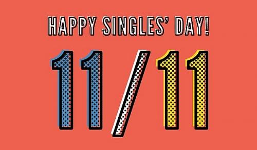 Vì sao ngày 11/11 được gọi là Ngày độc thân?