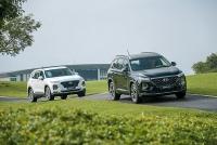 Mẫu xe Santa Fe tăng trưởng 22,9% doanh số bán ra