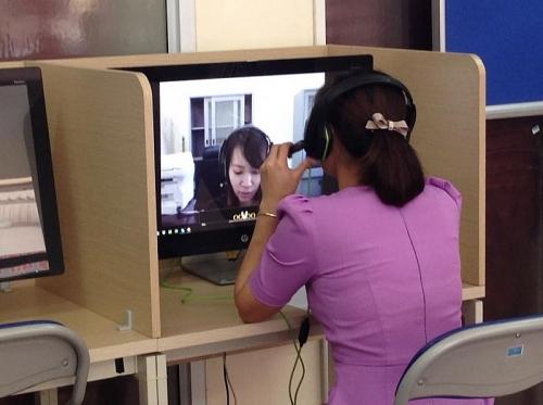 Tổ chức Phiên giao dịch việc làm online kết nối 8 tỉnh, thành phố