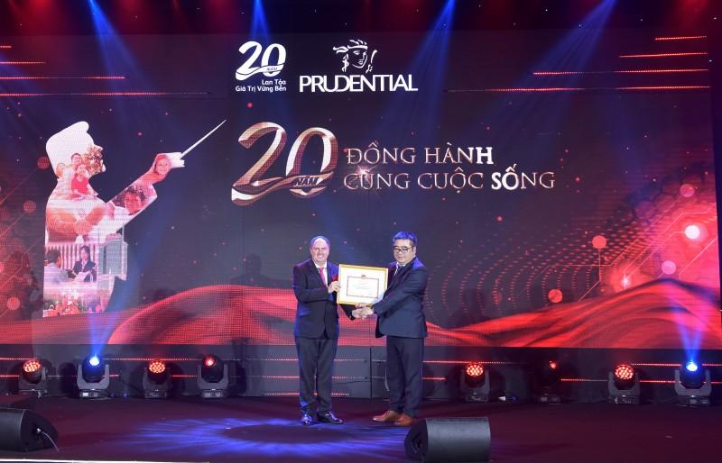 Prudential cam kết hành động vì một cộng đồng người Việt khỏe mạnh và thịnh vượng