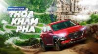 Trải nghiệm 10 cung đường đẹp nhất Việt Nam với Hyundai KONA 1.6 Turbo