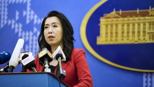 Hàn Quốc đang nỗ lực tìm kiếm các thuyền viên Việt Nam mất tích