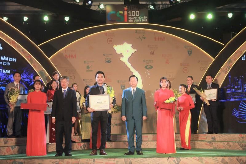 Herbalife Việt Nam được vinh danh doanh nghiệp bền vững năm thứ ba liên tiếp