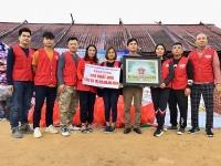 """Cảm động """"Hành trình nhân ái"""" đến với đồng bào nghèo ở biên giới Mường Tè"""