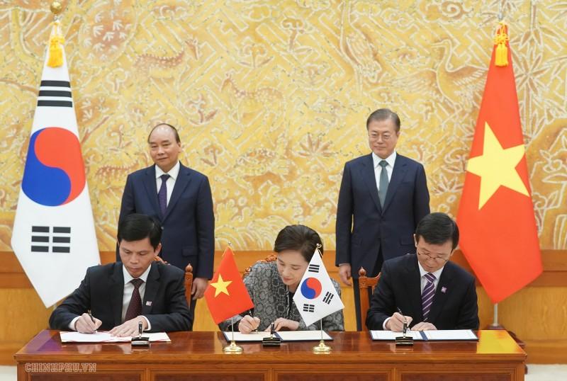 Hàn Quốc tiếp tục giữ vị trí là nhà đầu tư nước ngoài lớn nhất tại Việt Nam
