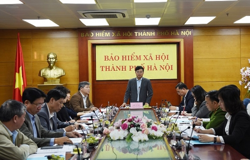 Hà Nội: Tỷ lệ lao động tham gia bảo hiểm xã hội bắt buộc đạt 90%