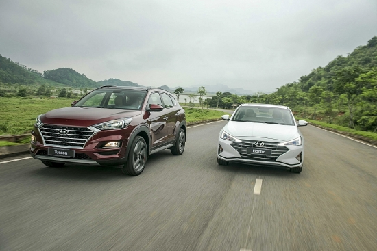 Hơn 57.000 xe ô tô Hyundai đã được khách hàng lựa chọn