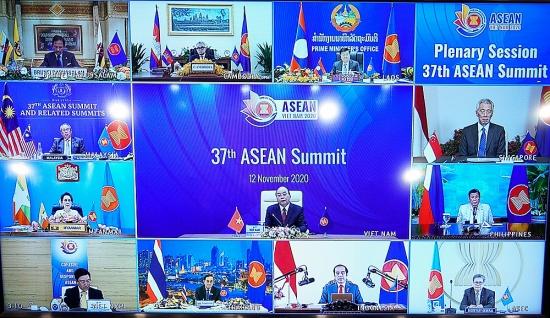 Khai mạc Hội nghị Cấp cao ASEAN lần thứ 37 và các Hội nghị Cấp cao ASEAN với Đối tác