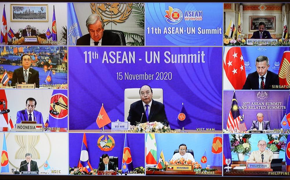 Thủ tướng khẳng định xây dựng Biển Đông thành vùng biển của hòa bình, ổn định và hợp tác
