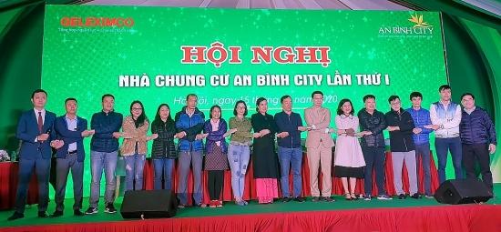 An Bình City tổ chức thành công Hội nghị Nhà chung cư