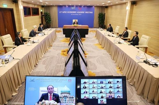 APEC cần đi đầu đưa Châu Á - Thái Bình Dương trở thành trung tâm đổi mới sáng tạo và công nghệ