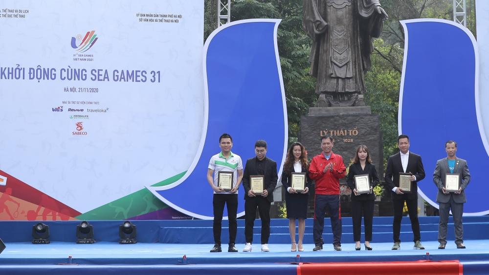 Herbalife Việt Nam đồng hành cùng SEA Games 31