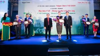"""HEINEKEN Việt Nam được vinh danh là """"Doanh nghiệp vì cộng đồng - Saigon Times CSR 2020"""""""