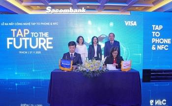 Visa lần đầu tiên triển khai công nghệ Chấp nhận thanh toán không tiếp xúc bằng điện thoại di động