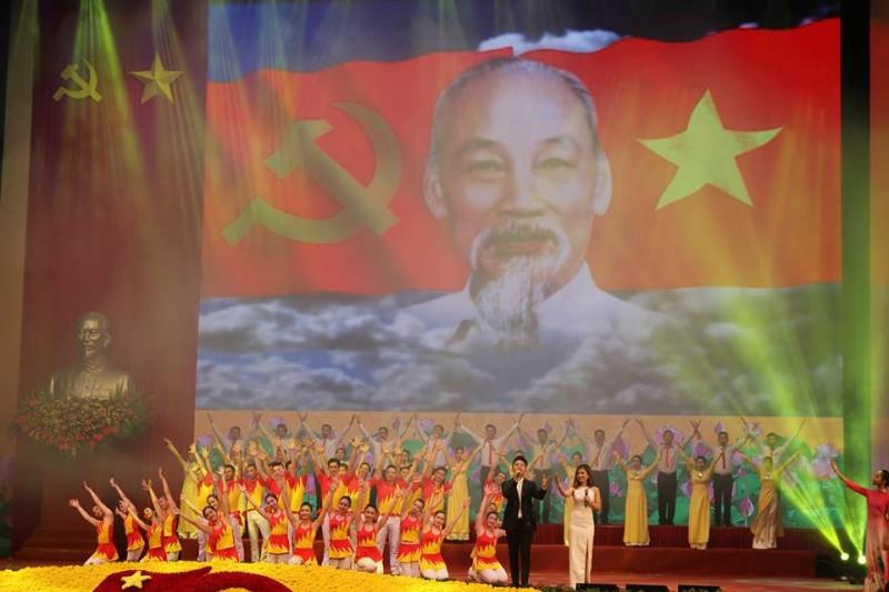 Míttinh trọng thể kỷ niệm 70 năm Ngày Toàn quốc kháng chiến