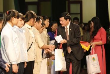 Tết sum vầy cấp Tổng Liên đoàn sẽ được tổ chức tại Hưng Yên