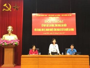 Long Biên: Truy thu gần 70 triệu đồng kinh phí, đoàn phí Công đoàn