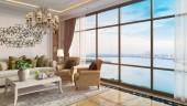 Tầm nhìn sông Hồng đắt giá của căn hộ D'.El Dorado