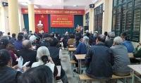 Quận Hoàng Mai: Tuyên truyền pháp luật về BHXH, BHYT tới người dân