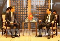 Tăng cường quan hệ hữu nghị, hợp tác giữa Việt Nam - Hàn Quốc