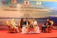 Học giả trong và ngoài nước bàn giải pháp thúc đẩy hợp tác an ninh ở Biển Đông