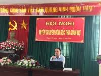 BHXH huyện Thanh Trì:Đẩy mạnh tuyên truyền pháp luật BHXH tới doanh nghiệp