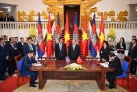 Việt Nam - Campuchia: Thắt chặt quan hệ qua 5 văn kiện hợp tác
