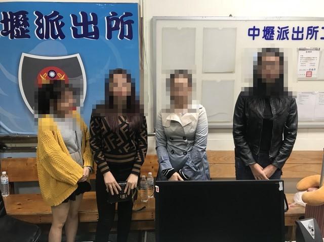 Cơ quan chức năng Đài Loan đang tạm giữ 17 khách du lịch Việt Nam
