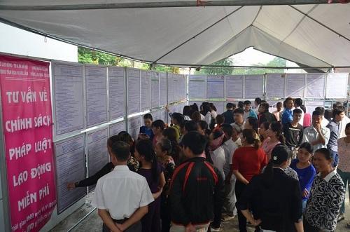 Hà Nội: Giải quyết việc làm vượt chỉ tiêu, góp phần hiệu quả giảm nghèo
