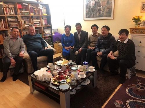 Hà Nội: Đẩy mạnh công tác đối ngoại nhân dân tại Cộng hòa Liên bang Đức