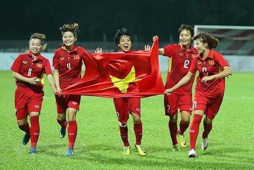BIDV sẽthưởng 500 triệu đồng nếu đội tuyển bóng đá nữ vô địch SEA Games 30