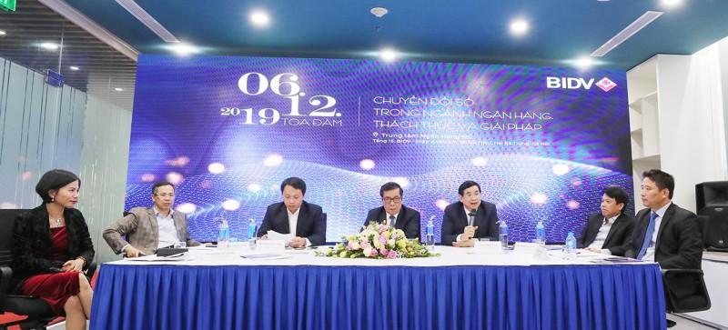BIDV ra mắt Trung tâm Ngân hàng số