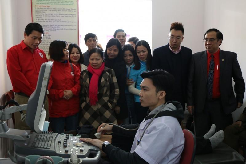 """Quỹ """"Chăm sóc sức khỏe gia đình Việt Nam"""" triển khai nhiều hoạt động thiết thực"""