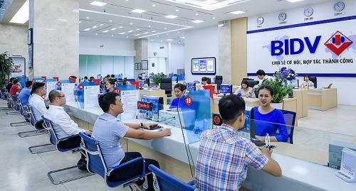 BIDV hoàn tất chi trả cổ tức bằng tiền mặt năm 2017 và 2018