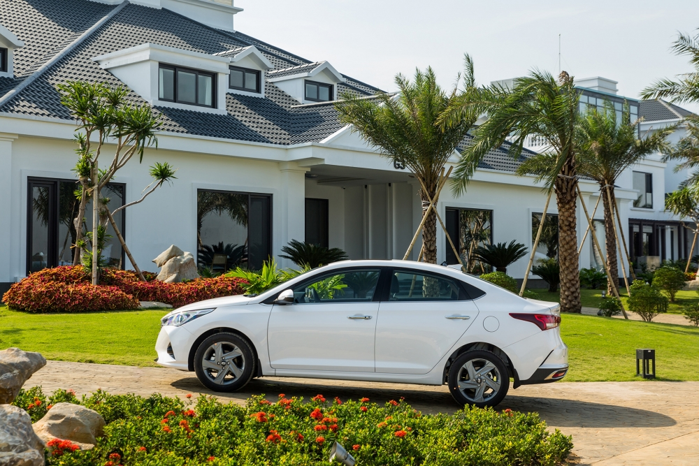 TC MOTOR chính thức giới thiệu Hyundai Accent phiên bản nâng cấp 2021